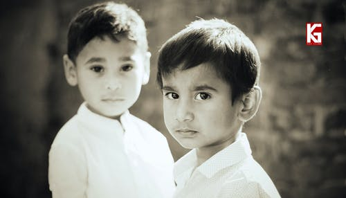Free stock photo of abner & ofeer, brothers love, brothers love pics, pakistani kid dress