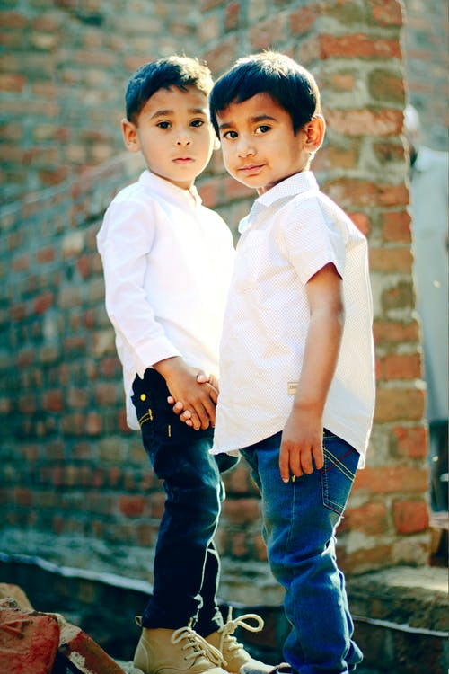 Free stock photo of abner & ofeer, brothers love, brothers love pics