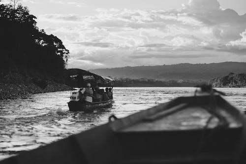 Free stock photo of amazon boat, amazon river, river boat