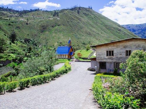 Free stock photo of andes church, andes mountinas, ecuador chapel