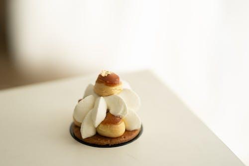 Free stock photo of bake, cream, puffs