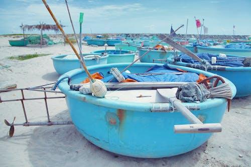 Photos gratuites de amarrer, baie, bateau