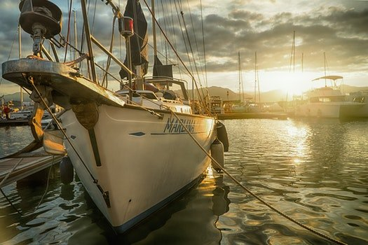 Free stock photo of port, harbour, boat, sailing