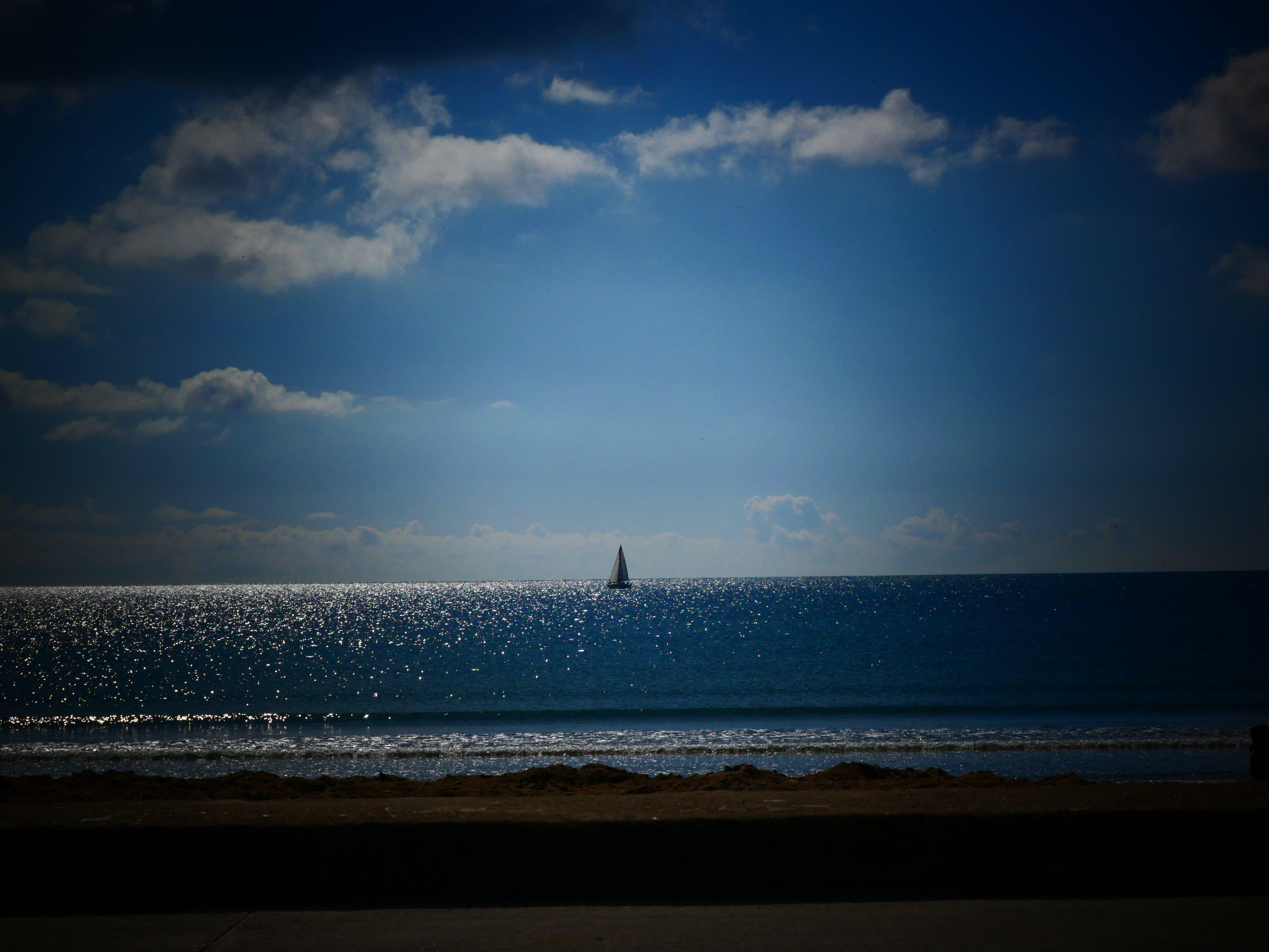 Gratis lagerfoto af 4k, båd, blå, Irland