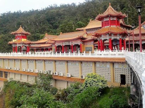 Free stock photo of taiwan, temple