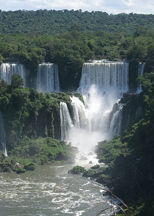 Free stock photo of brazil, foz do iguaà u, waterfalls