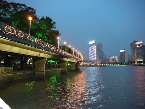 Free stock photo of bridge, china, city