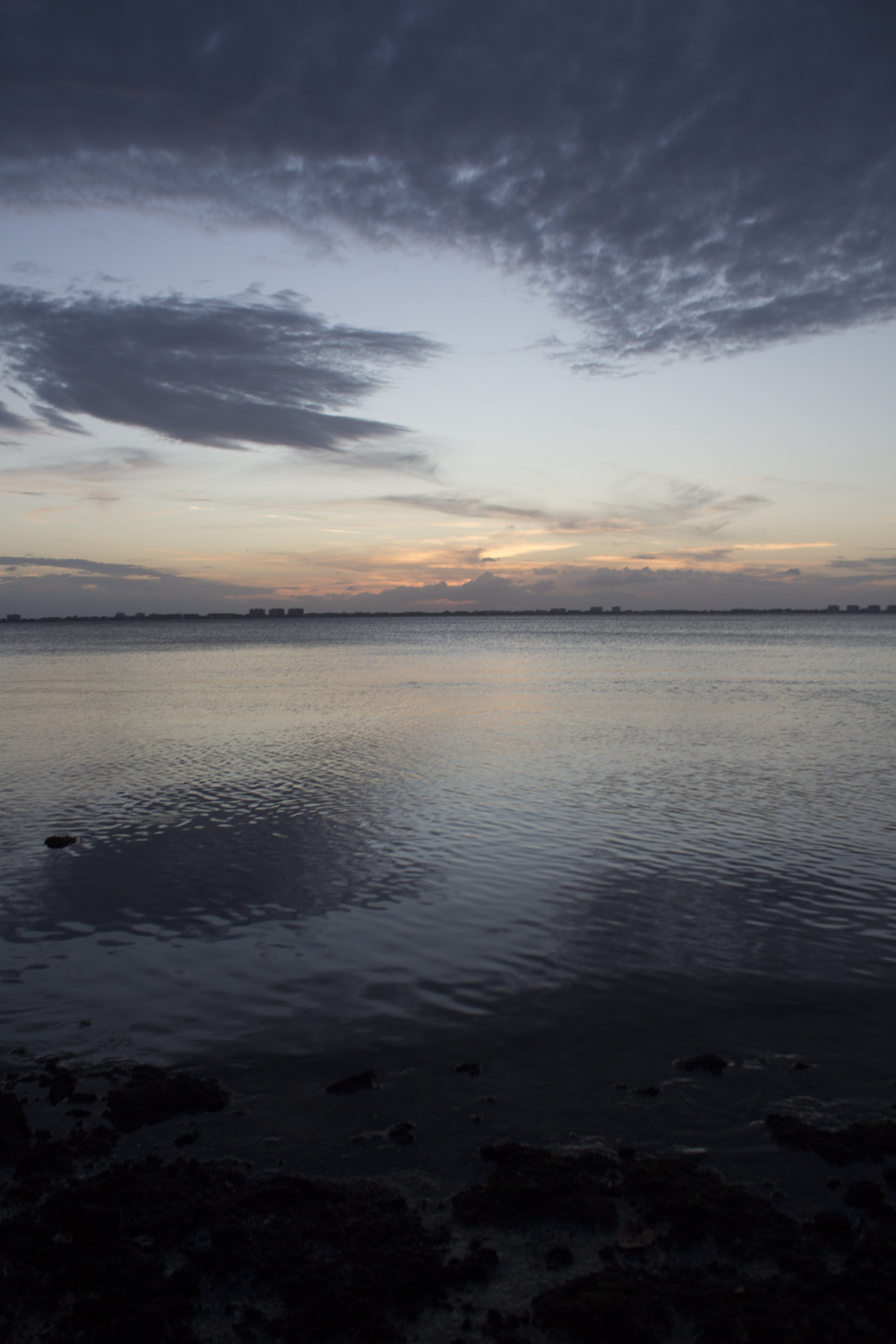 Kostenloses Stock Foto zu #sunset #water #gorgeous #clouds #weather #florida