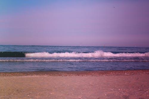 barışçıl, çevre, dalgalar içeren Ücretsiz stok fotoğraf