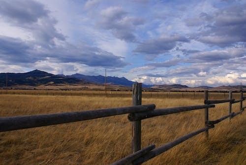 Ingyenes stockfotó dél-alberta, felhők, füves terület, hegyek témában