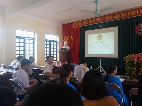 Đại hội đại biểu Công đoàn cơ sở Trường THPT Chà Cang lần thứ III, nhiệm kỳ 2017 - 2022