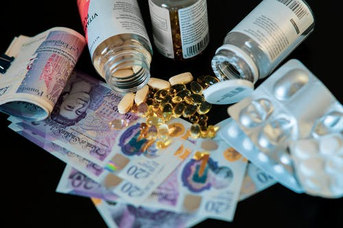 Immagine gratuita di assistenza sanitaria, bottiglia, business