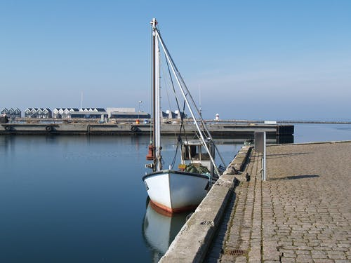 Free stock photo of boat, harbour