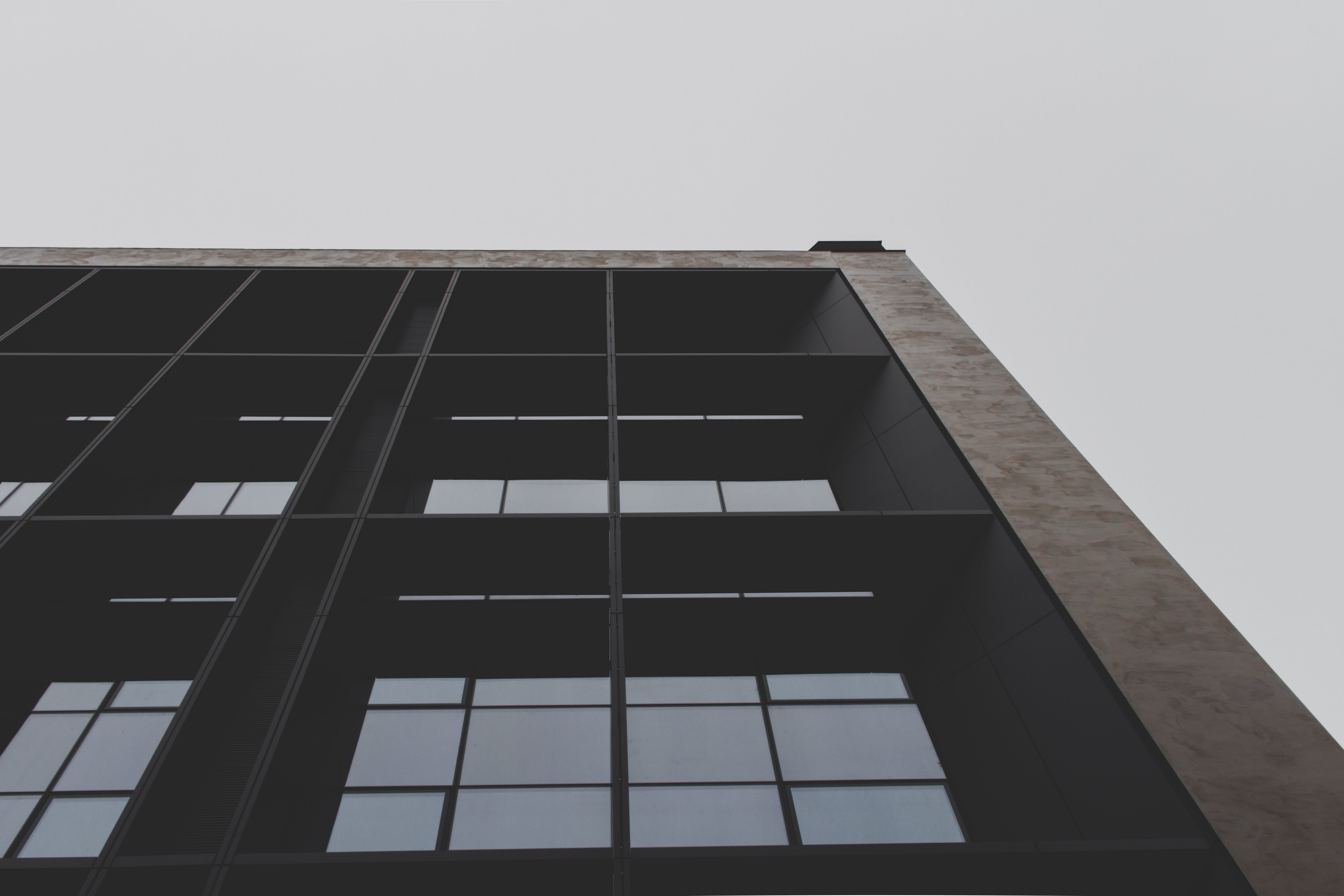 Free stock photo of architectural design, architecture, building, looking up