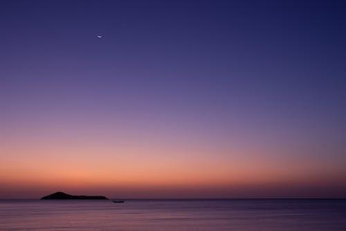 Free stock photo of aesthetic, beach sunset, beautiful