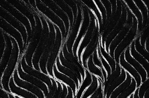 Abstract background with wavy pattern