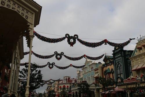 Free stock photo of christmas, christmas decoration, disney