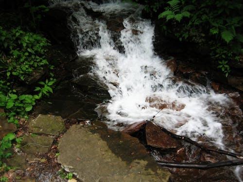 Darmowe zdjęcie z galerii z skały, woda