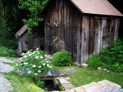 Darmowe zdjęcie z galerii z budka, kabina, rustykalny