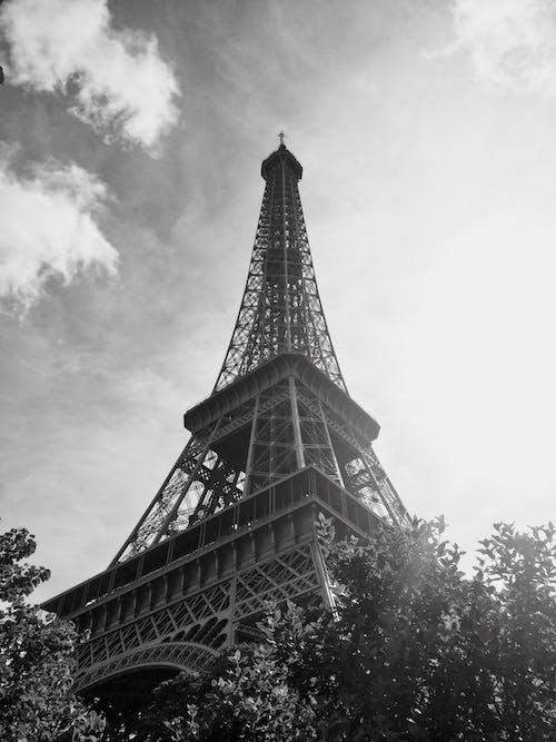 Kostenloses Stock Foto zu architektur, eiffelturm, europa, frankreich