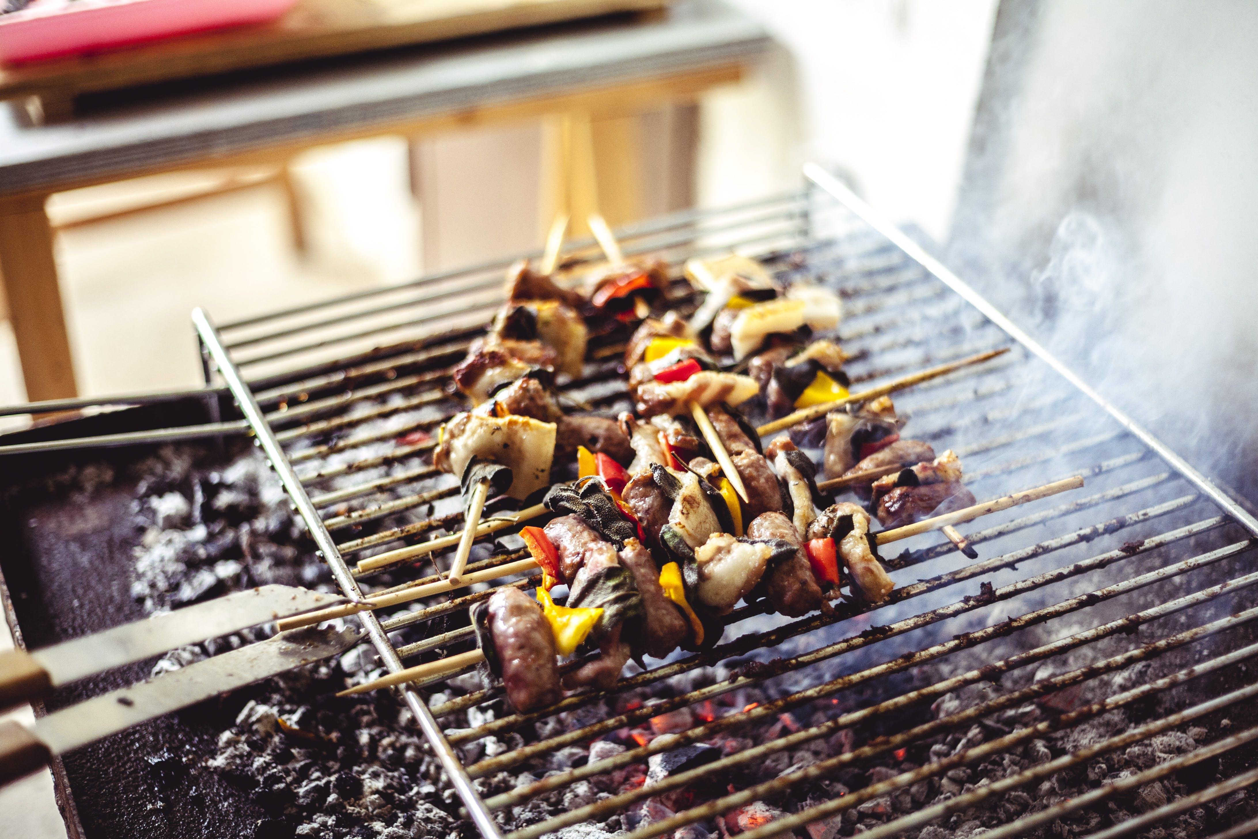 Δωρεάν στοκ φωτογραφιών με bbq, Cook out, βοδινό κρέας, γρίλιες