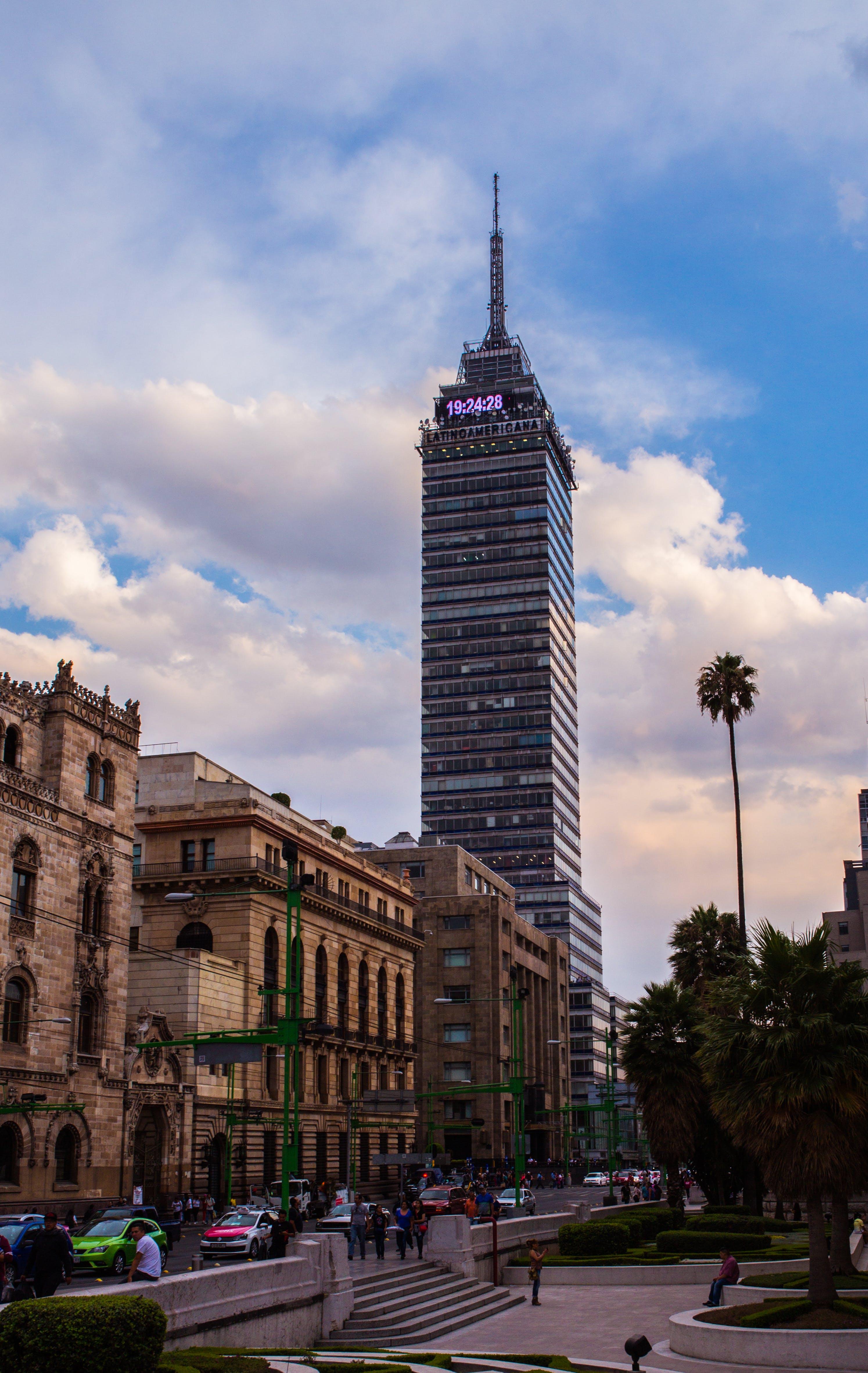 Free stock photo of mexico, cityscape, city view