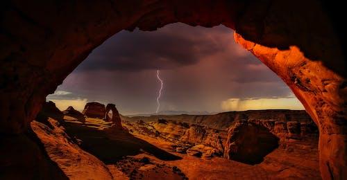 Gratis stockfoto met bliksem, buiten, buitenshuis