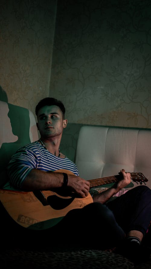人, 吉他, 吉他手 的 免费素材图片