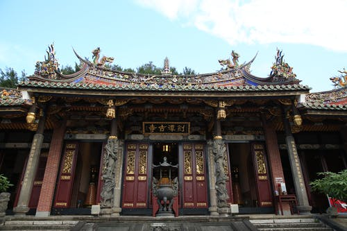 Free stock photo of historical site, temple