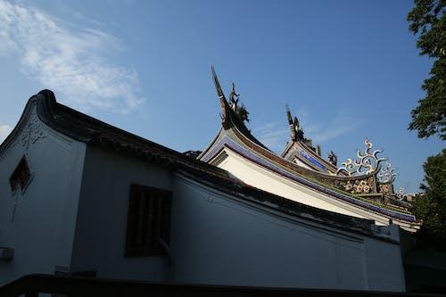 Free stock photo of sky, temple