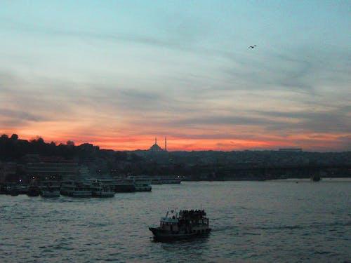 Free stock photo of Bosporus