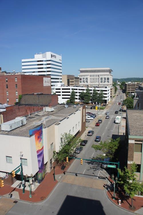 Free stock photo of charleston west virginia, charleston wv, downtown
