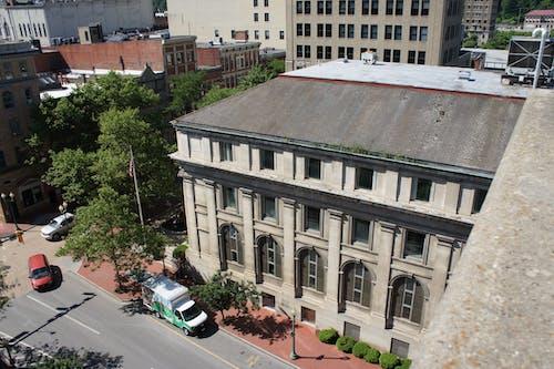 Free stock photo of architecture, capitol street, charleston wv