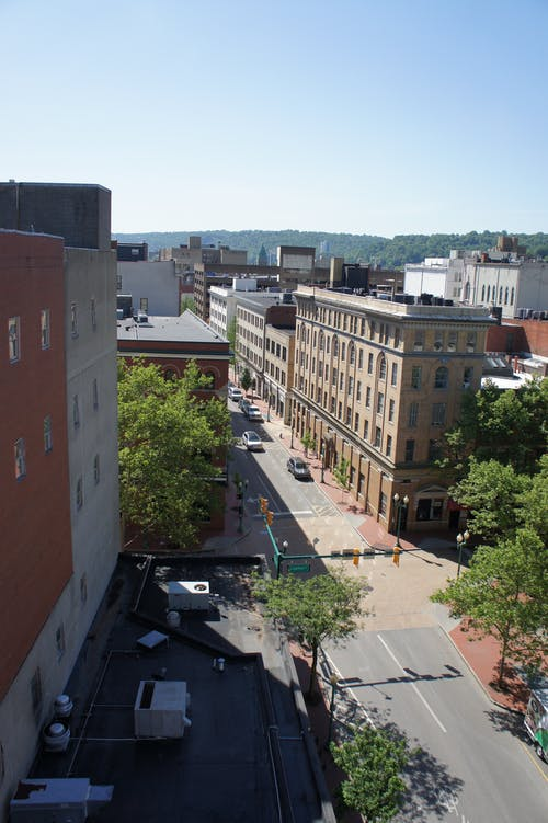 Free stock photo of buildings, capitol street, Charleston
