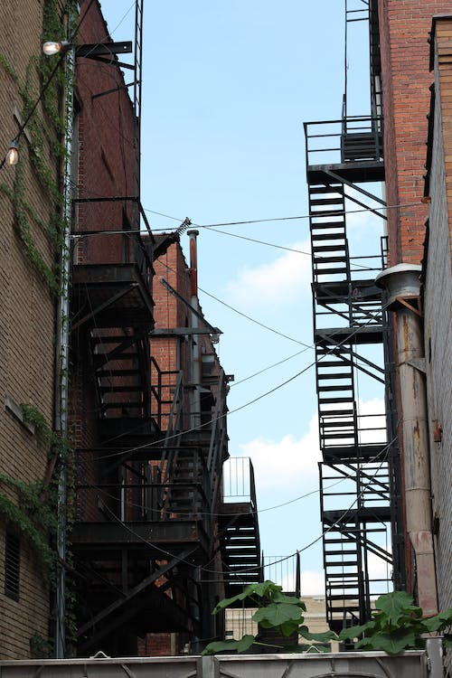 Free stock photo of alley, buildings, Charleston