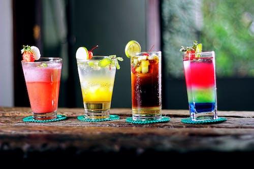 alkollü içecekler, alkollü içki, alkollü içkiler, bar içeren Ücretsiz stok fotoğraf