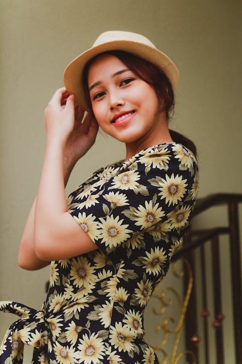亞洲美女, 人, 夏季氛圍 的 免費圖庫相片