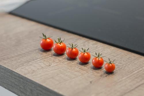Základová fotografie zdarma na téma čerstvá zelenina, červená, dekor, rajče