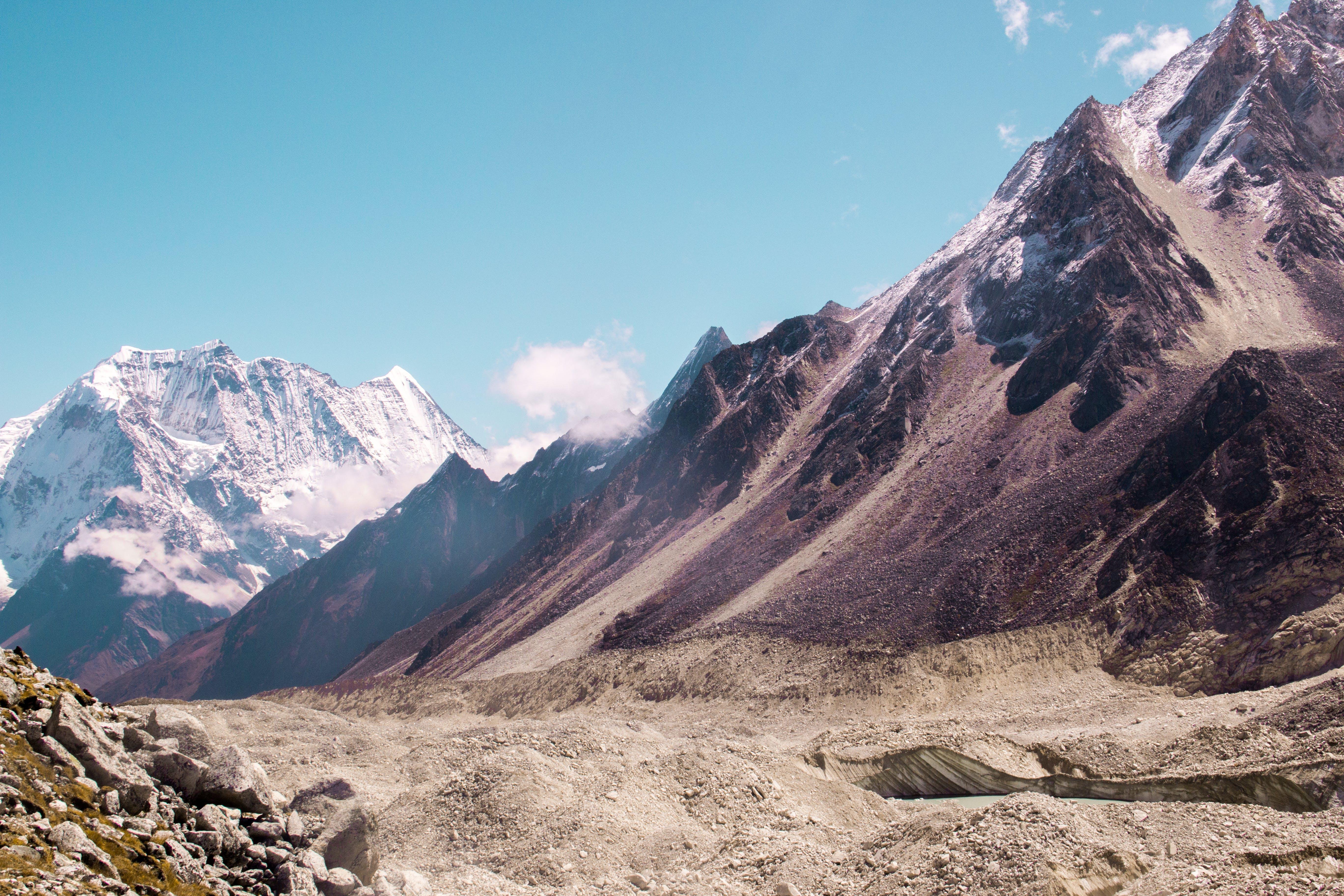 Free stock photo of circuit, Larke Pass, mountain, nepal
