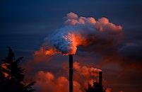 industry, factory, smoke