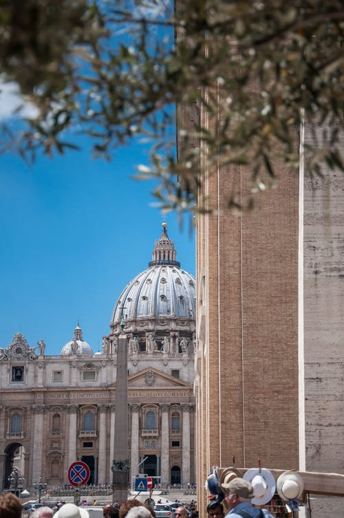 Immagine gratuita di antico, architettura, basílica de são pedro
