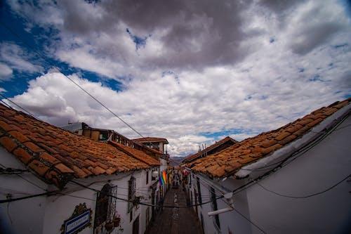 Kostenloses Stock Foto zu cusco, dach, endlos