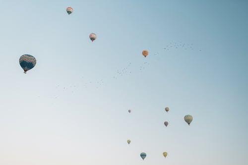 คลังภาพถ่ายฟรี ของ cappadocia, กระจ่าง, กลางแจ้ง