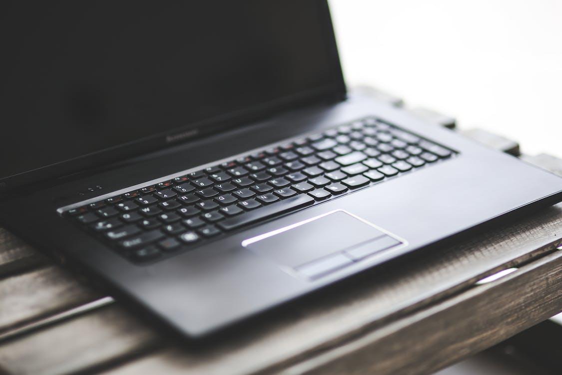 キーボード, ノート, ノートパソコン