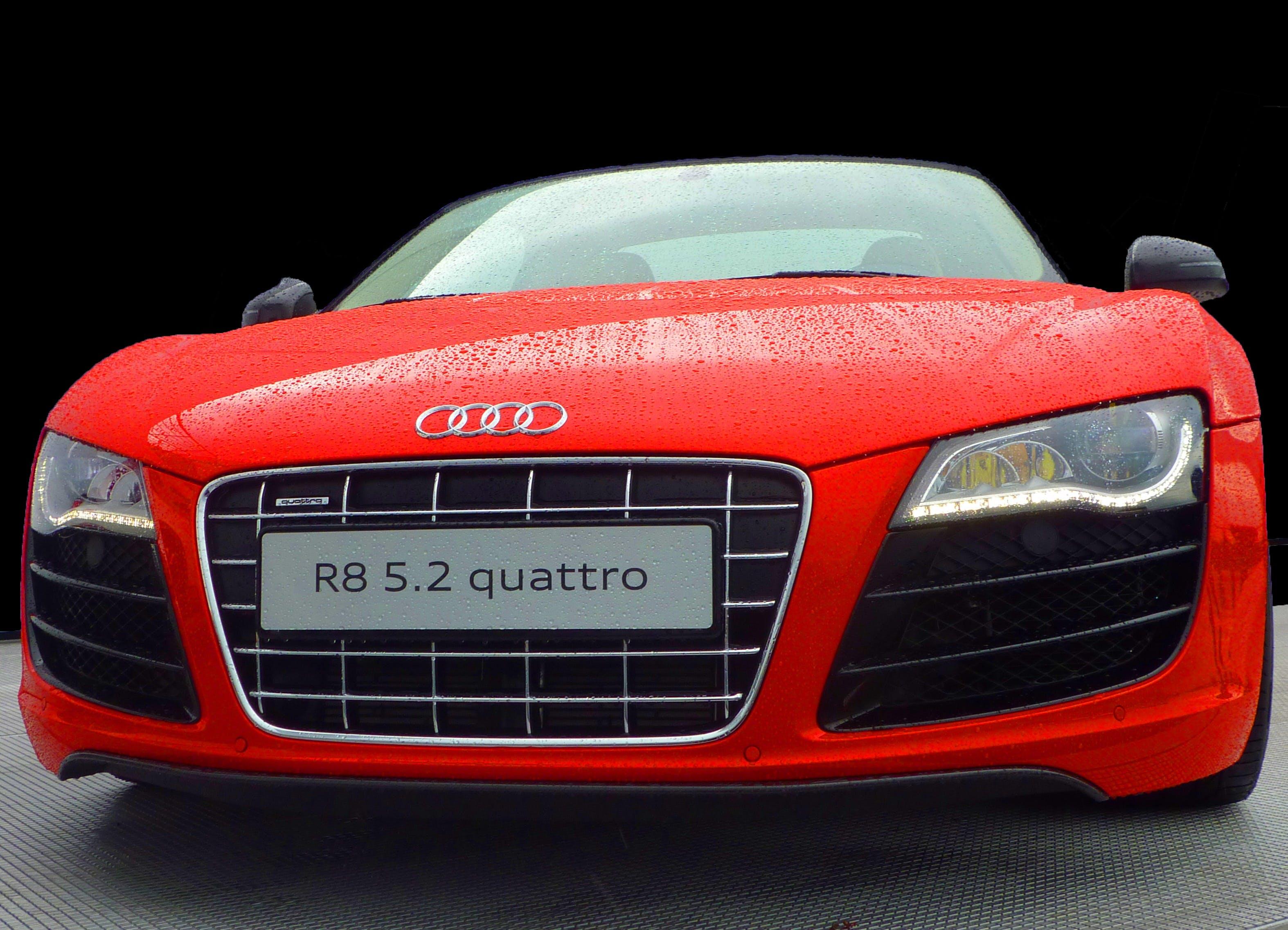 Základová fotografie zdarma na téma audi, audi r8 quattro, auto, automobil
