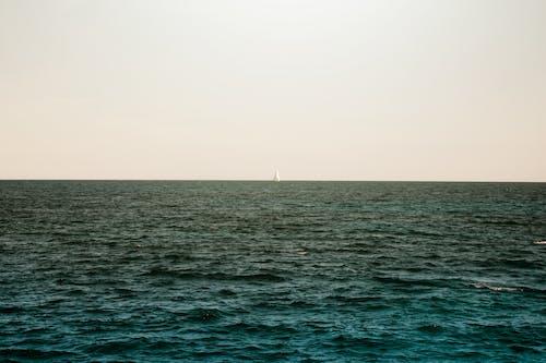 Gratis lagerfoto af baggrund, blå, frihed, hav