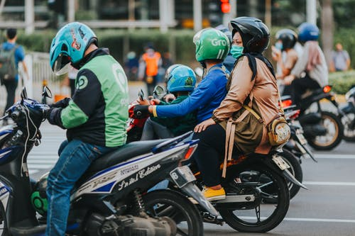 Fotos de stock gratuitas de atracción, bici, calle