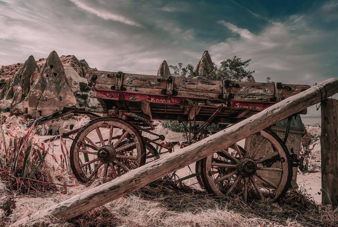 Fotos de stock gratuitas de abandonado, agricultura, antiguo