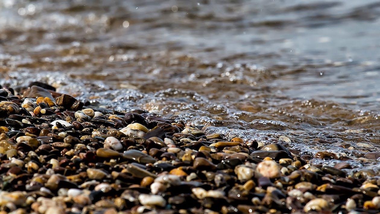 강, 돌, 돌맹이