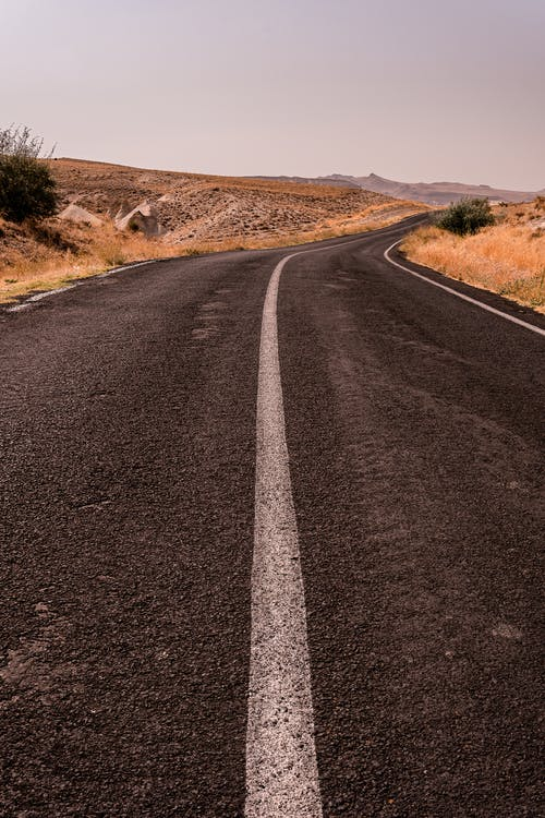 An Empty Highway